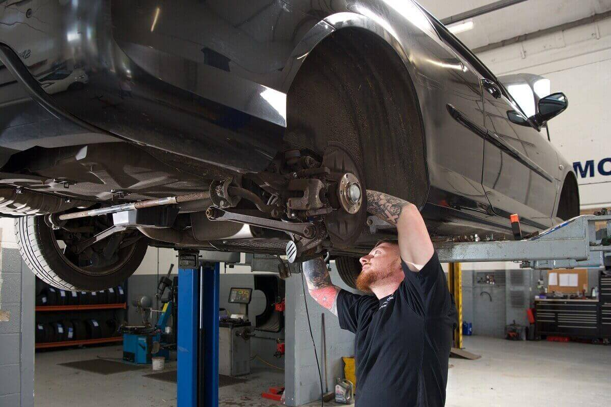Brakes Replacement at Duke Sstreet Motors - Loughborough